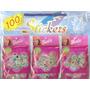 Imperdível ! 100 Adesivos / Stickers Da Barbie ! Enfeite