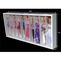 Estante Casa Da Barbie Ou Monster Righ - (10 Lugares) Boneca