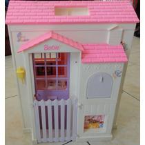 Casa Da Barbie Antiga 1996 Mattel Mexico