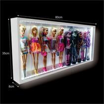 ( 10 ) Led - Estante Expositor Barbie -monster High -frozen