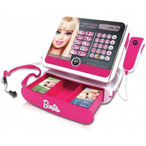 Caixa Registradora Barbie Bbcr2 - Intek