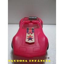 Corvette Da Barbie Plastico Anos 80 Brinquedos Estrela