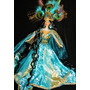 Barbie Peacock Splendor - Ooak - Única!
