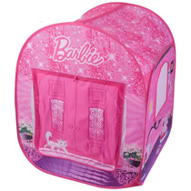 Barraca Toca Infantil Barbie Com Sacola - Fun