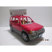 Raro Carro Da Barbie Vermelho Lindo Plástico