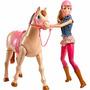 Barbie Com Cavalo Promoção!!!