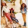 Barbie California Girl Botas Estrela