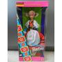 Boneca Barbie Of The World German Mattel 12698