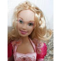 Barbie Bailarina Sapatilhas Mágicas