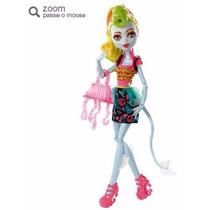 Boneca Monster High Fusion Lagoonafire - Mattel