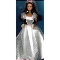 Barbie (2a) Country Bride - Noiva - Mattel- Coleção!