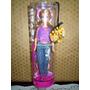 Barbie Fashion Fever Collection Loira Blusa Brilho Roupa