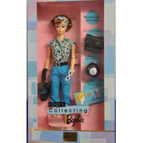 Boneca Barbie Cool Collecting Ano 2000 Mattel 25525