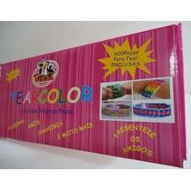 Fábrica De Pulseiras Tear Color Rainbow Loom Preção!!!