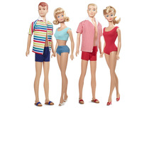 Barbie Ken Collector Double Date 50th Anniversary Nrfb
