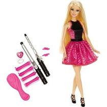 Barbie Cabelos Cacheados Bmc01 - Mattel