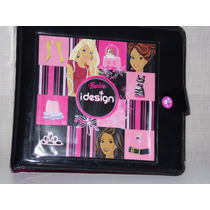Barbie Kit Idesign Estilista Virtual