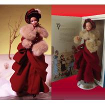 Rara Antiga Boneca Barbie Victorian Elegance Collector