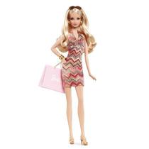 Boneca Barbie Luxo Fashion Play - Coleção - Mattel - 4babies