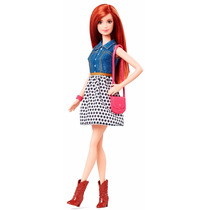 Boneca Barbie Fashionistas - Balada - Mattel Cjy41