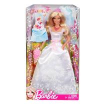 Barbie Noiva Original Mattel Lacrado X9444