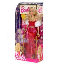 Boneca Barbie Quero Ser Atriz De Cinema Mattel