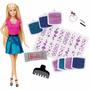 Barbie Glitter No Cabelo Mattel - Parcelamento S/ Juros