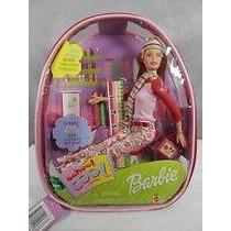 Barbie - School Cool Nova 2003!!! Rara