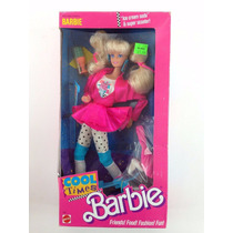 Barbie Cool Times 1988 Antiga