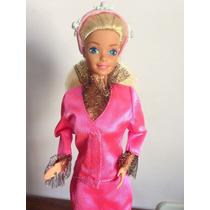 Boneca Barbie Da Estrela Para Colecionadores