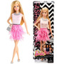 Barbie Fashionistas - Pink Petals - Balada - Nova E Lacrada