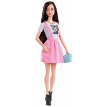 Barbie Fashionistas 2015 Oriental Japonesa Lançamento