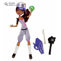 Boneca Monster High Esporterror Clawdeen - Mattel