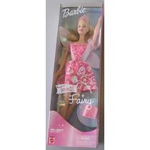 Promoção Barbie Tooth Fairy Fada Dos Dentes 2002