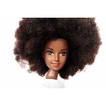 Boneca Malaville Mala Malina Negra Modelo Barbie