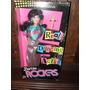 Barbie Rockers Nrfb 1986 Dana Amiga Roqueira Oriental
