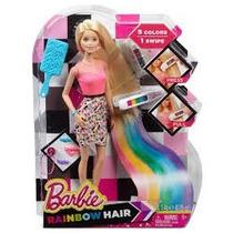 Boneca Barbie Luzes Coloridas - Mattel Cfn48