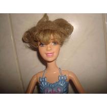 Boneca Barbie Bailarina - Mattel 2012.