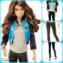 Barbie Fifth Harmony Dinah Mattel 100% Original C/ Nota Fisc