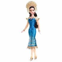 Barbie Dolls Of The World Sumatra Indonesia Mundo