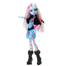Monster High - Foto De Terror Abbey Bominable - Mattel
