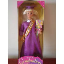 Barbie Graduation Mattel Boneca Antiga De 1994 Ed.special