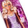 Barbie Glitz Lilás Sapato Brincos Pulseira Bolsa Brinde Biju