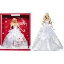 Barbie Collector Holiday Natal 2013 - Loira - Aniv. 25 Anos.
