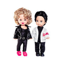 Barbie Collector Grease Kelly & Tommy Boneca Fashion Filme