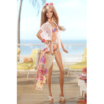 Barbie Collector Malibu By Trina Turk - Lançamento 2013