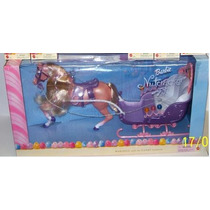 Barbie Quebra Nozes - Carruagem Marzipan