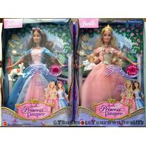 Barbie A Princesa E A Plebeia - Erika E Anneliese Cantam