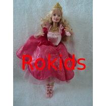 Barbie Genevieve Filme As Doze Bailarinas Importada Raridade