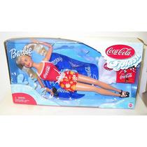 Barbie Coca Cola Splash - Edição Coleção 1999 - Mattel